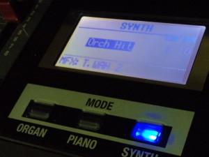 VR-09のオーケストラヒット